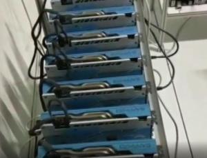 i̇stanbul'da kripto para madenciliğinde kullanılan 73 cihaz ele geçirildi