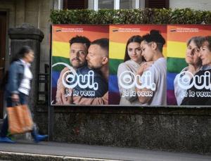 i̇sviçre eşcinsel evlilikleri oyluyor