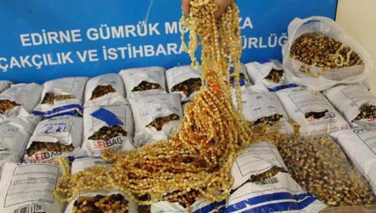 kapıkule'de 2 milyon tl değerinde kaçak eşya ele geçirildi