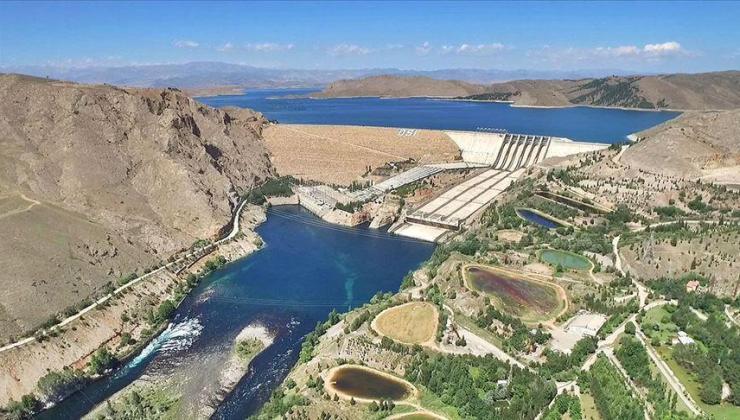 keban barajı ve hes 47 yılda ülke ekonomisine 151 milyar lira katkı sağladı