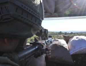 msb'den iki bölgede operasyon! 4 terörist vuruldu
