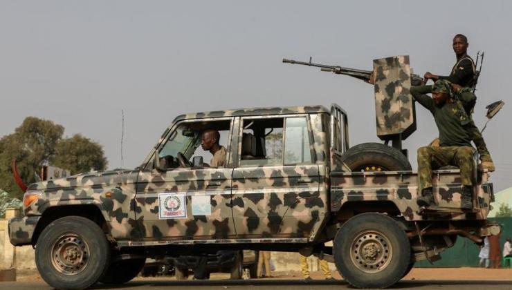 nijerya'da cezaevine silahlı baskın: 240 mahkum kaçtı
