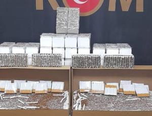 sahte içki ve kaçakçılık operasyonunda 25 şüpheli yakalandı