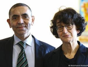 Türeci ve Şahin'e prestijli tıp ödülü