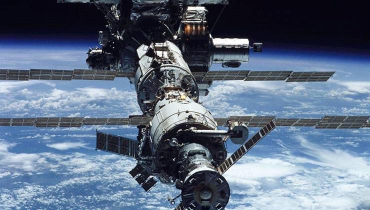 uluslararası uzay i̇stasyonu'nda duman alarmı sesleri