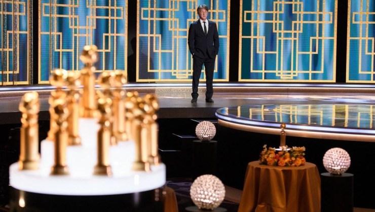 2022 altın küre ödülleri tv'de yayınlanmamasına rağmen dağıtılacak