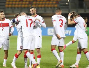 a milli futbol takımı, dünya sıralamasında yükseldi