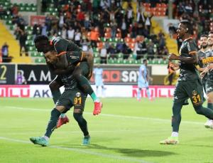 alanyaspor, kayserispor'a gol oldu yağdı: 6-3