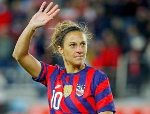 carli lloyd, abd kadın milli futbol takımı'ndaki kariyerine son verdi