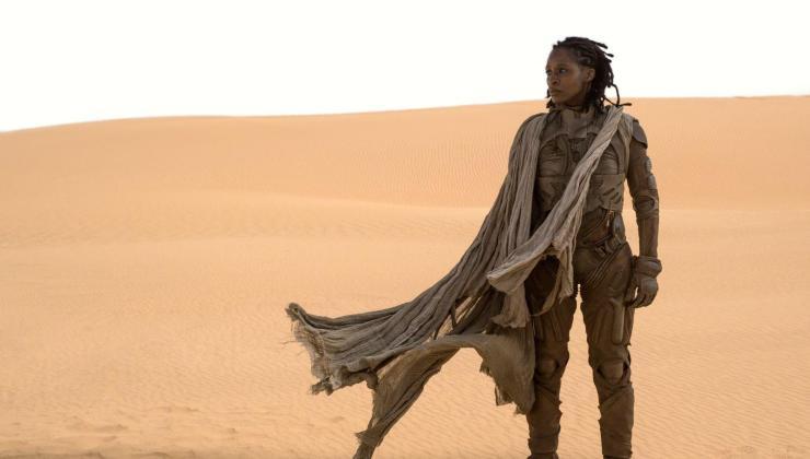Çin'den Dune afişine sansür: Siyahi oyuncuya yer verilmedi