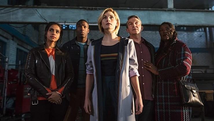 doctor who'nun 13. sezonu 10 kasım'da yayımlanmaya başlanacak