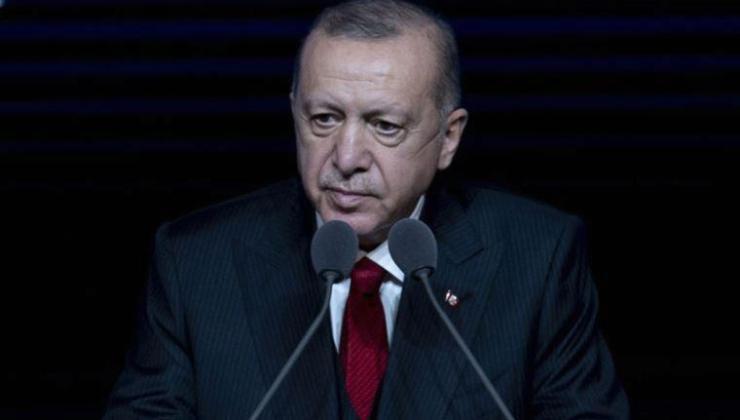 erdoğan'dan 3600 ek gösterge mesajı