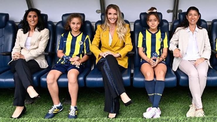 fenerbahçe kadın futbolu'ndan jessica lynne çakmaklı ile nihan su sözcü haftasonu'na konuştu