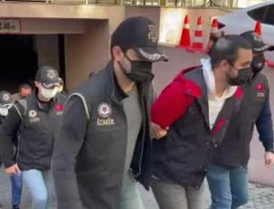 i̇zmir'deki fetö operasyonlarında 2019 kasım ayından beri 1481 şüpheli tutuklandı