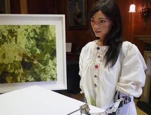 mısır'da robot ressam ai-da'ya gözaltı: casus sanıp gözlerini çıkarmak istediler