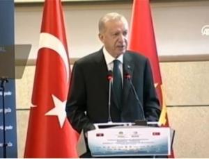 son dakika: erdoğan: 2021'i yüzde 9'luk büyüme ile kapatmayı hedefliyoruz