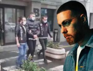 ünlü rapçi murda havalimanında gözaltına alındı