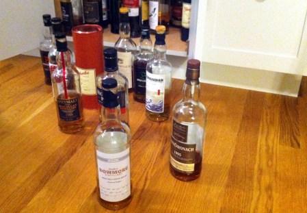 whisky gone gone gone