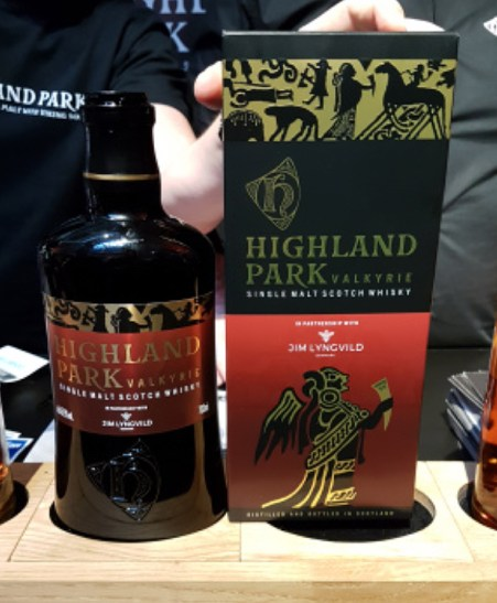 Highland Park Valkyrie at Whisky Live London