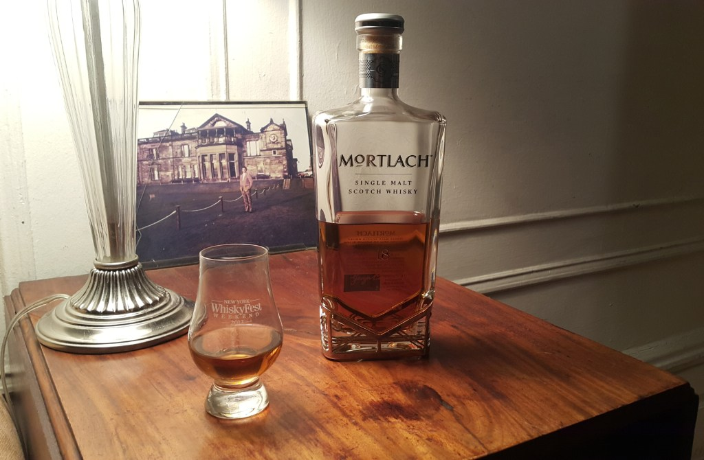 Mortlach 18 - World Whisky Day