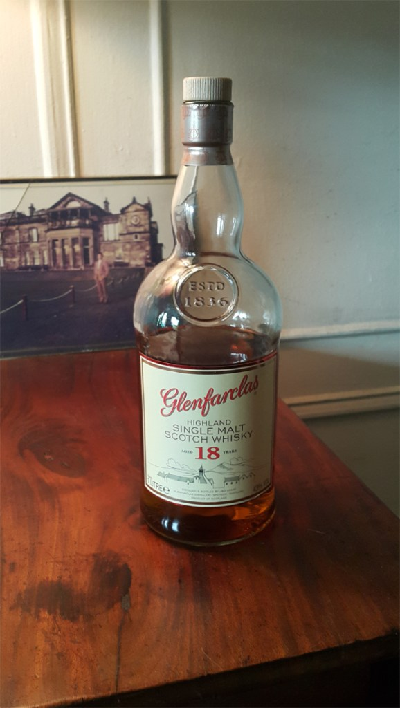 Glenfarclas 18 2017 Events Calendar