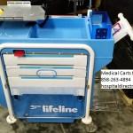 Lifeline Medical Carts operators manual