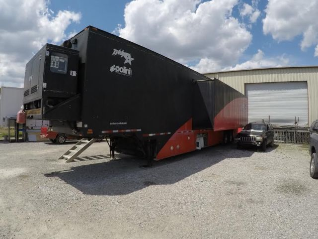 Mobile CT scan trailer for sale #2