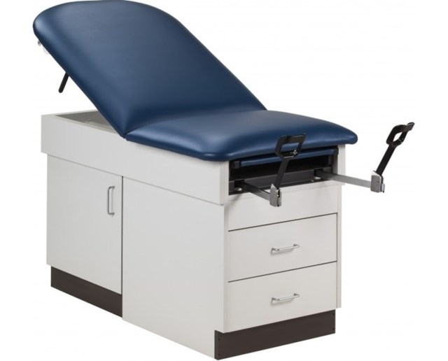 Clinton 8870 exam table bed for sale