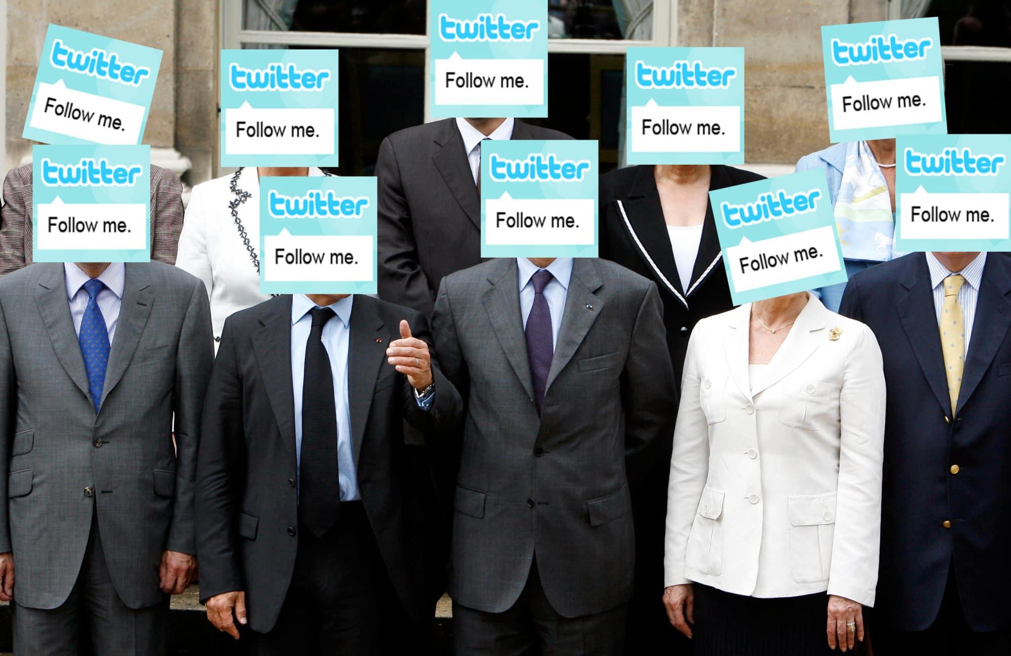 Twitter et les politiques