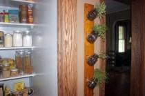 Growing Kitchen Herbs DIY Craft Jar Planter