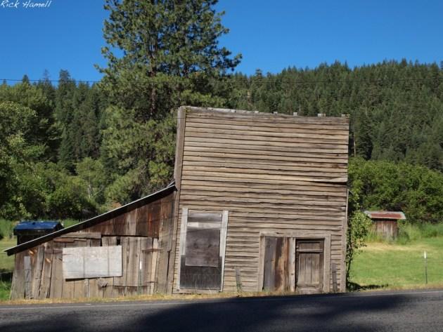 Galena Oregon Building