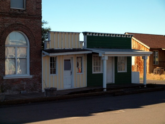 Shaniko Oregon, Tourist Ghost Town