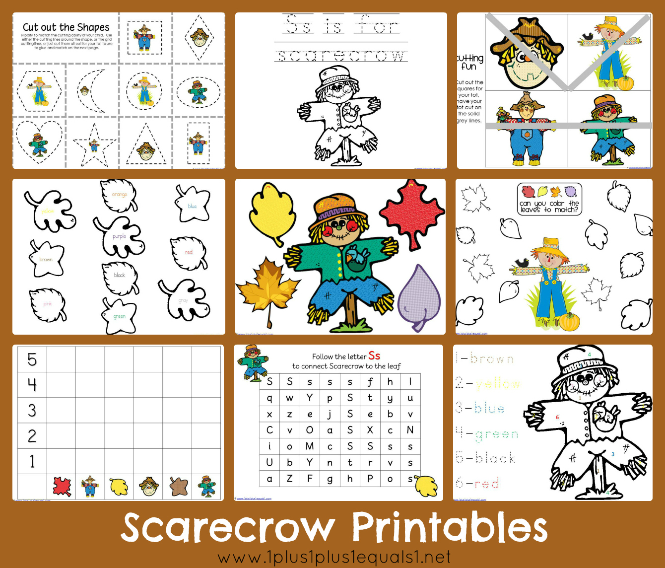 Scarecrow Tot Pack