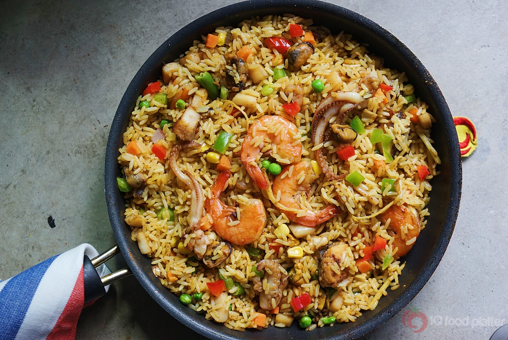 How to make coconut fried rice top nigerian food blog coconut fried rice 3 ccuart Gallery