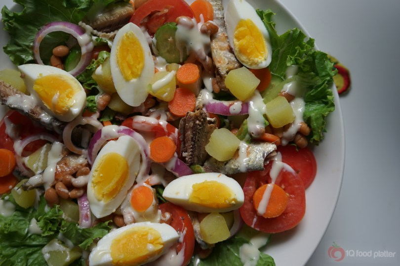Nigerian Salad 304