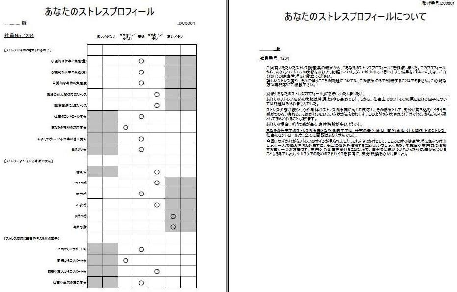 【無料配布】「ストレスチェック」の実施プログラムは非常に便利!