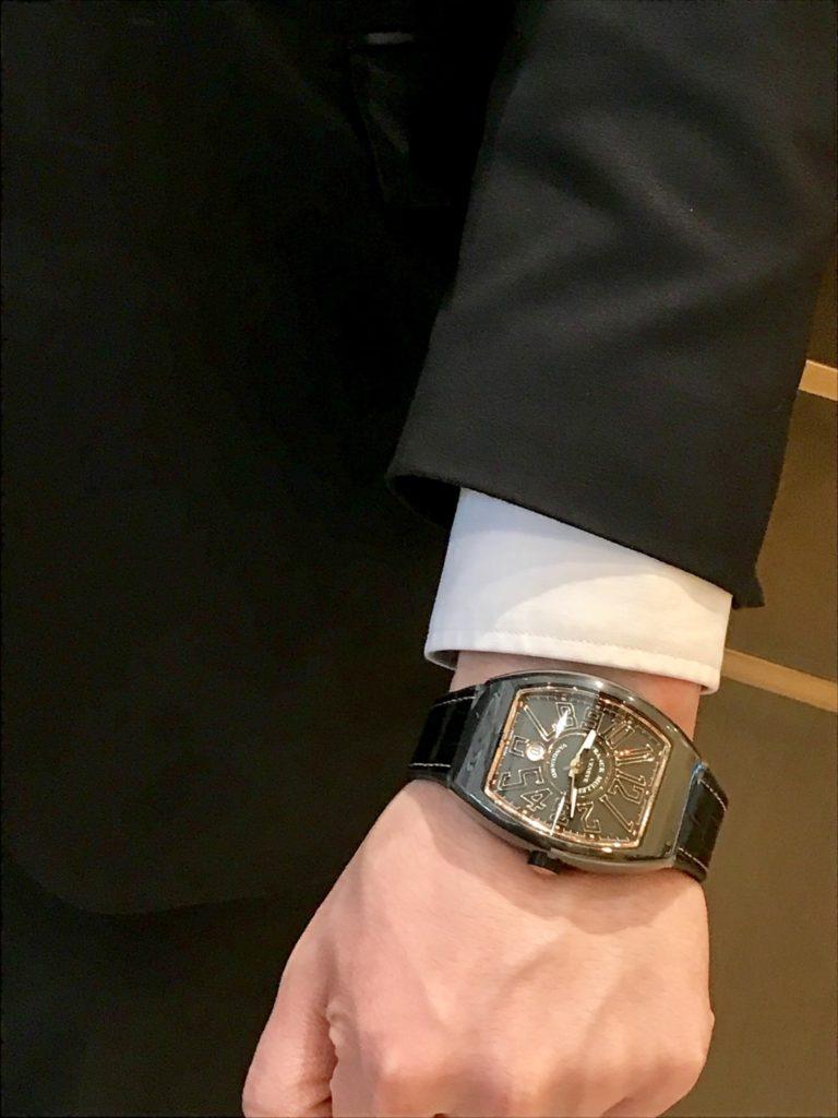 best loved 64d3d 2308e FRANCK MULLER【マスターバンカー】おすすめ時計のご紹介 | 長野 ...