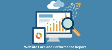 Introducing Website Care and Performance Reports