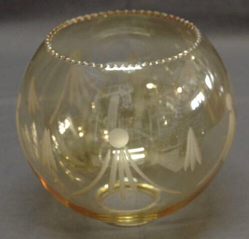Wink design colonia, lampadario, trasparente. Boccia Ricambio Per Lampadari Ambra Inciso 1solo Com Pezzi Unici Per Definizione