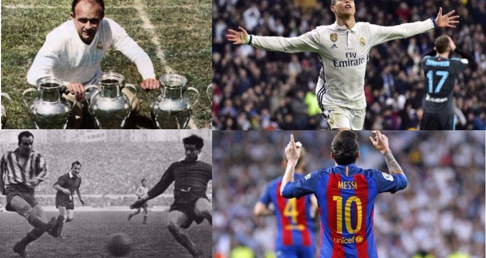 best La Liga players ever