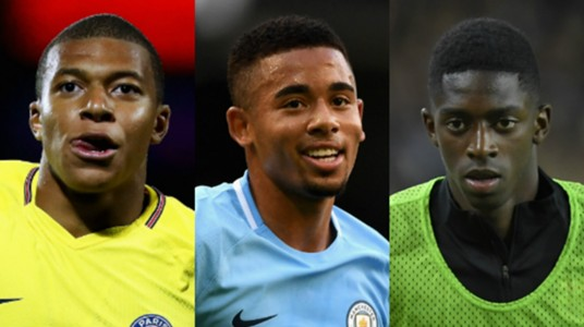 10 Most Valuable Young Footballers In The World