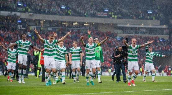Time For Celtic To Step Up In Europe