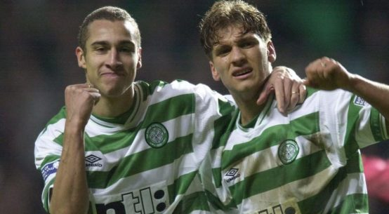 greatest foreigners to play for Celtic