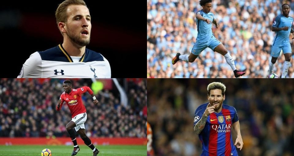 Most Expensive Players In The World