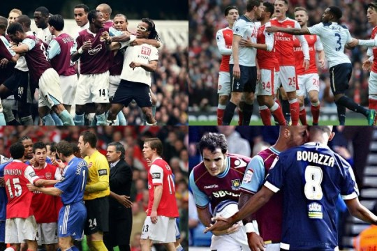Top 10 Rivalries In London Football
