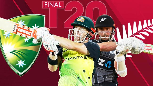 NZ v AUS T20 Tri-Series Final