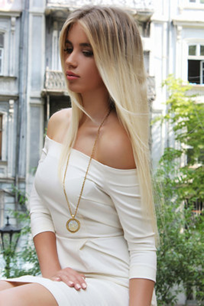 best Ukrainian bride from city Odessa Ukraine