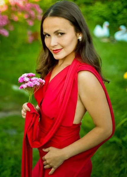 comely Ukrainian female from city Rovno Ukraine