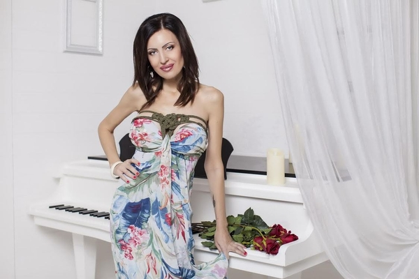 dainty Ukrainian  womankind from city Odessa Ukraine