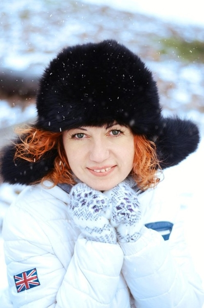 decent Ukrainian womankind from city  Dneprorudnyi Ukraine